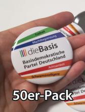 Button 5,5cm 50er PACK